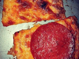 Fat Dough Pepperoni Pizza Recipe