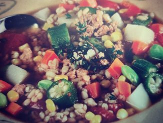 Simple Slow & Low Keto Turkey Soup