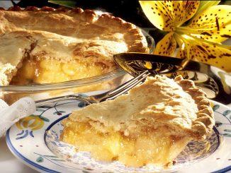 Keto Low Carb Apple Pie Recipe